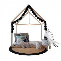 Playhouse mini, sustainable pine frame