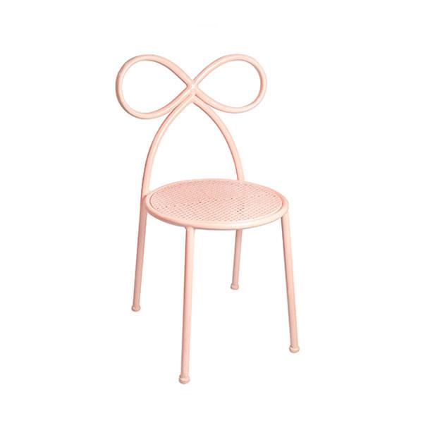Toddler Bow Chair, Blush « RAW Sunshine Coast