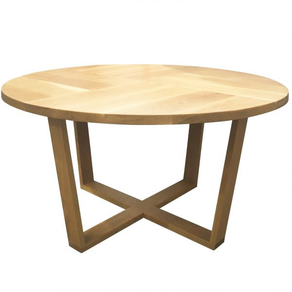 Quarter Round Dining Table
