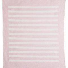 Kate & Kate, cecile baby blanket, 85x100cm, snow white / arona- warehouse sale