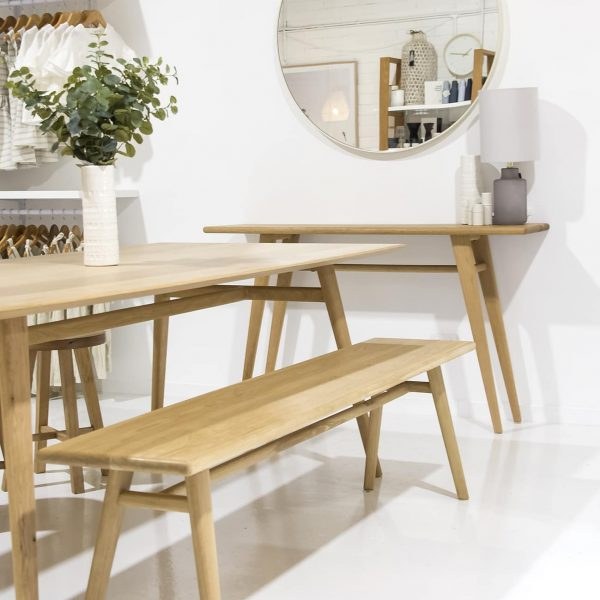 Austin Timber Dining Table