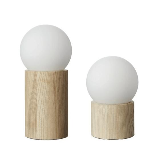 Milk sugar harley timber lamp raw sunshine coast custom made furniture and joinery