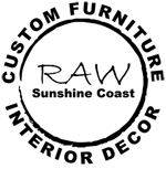 RAW Sunshine Coast – Custom Made Furniture and Joinery